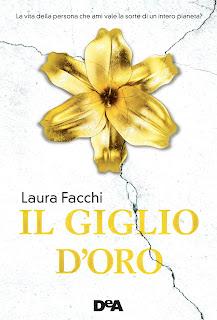 cover di Il giglio d'oro di Laura Facchi