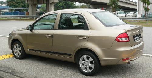 Streets Tuner: Proton Saga FLX 1 3L