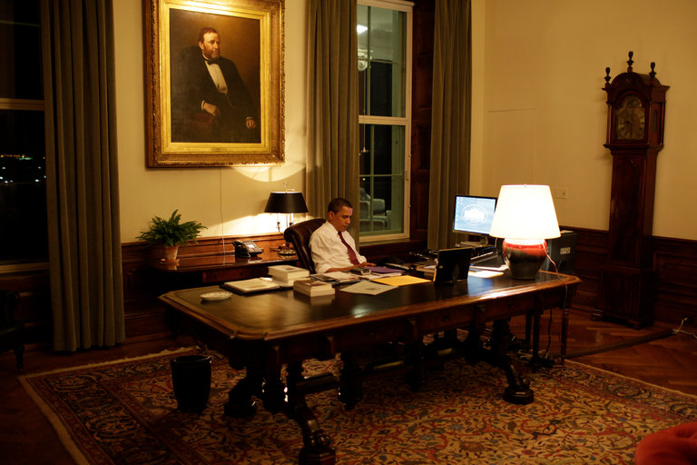 Electrospaces Net The Presidential Communications