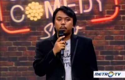 benny siregar jogja stand up comedy academy indosiar