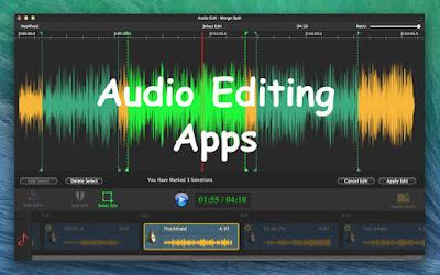 تطبيق Audio Editor للأندرويد, تطبيق تعديل الصوت للاندرويد, تطبيق Audio Editor مدفوع للأندرويد