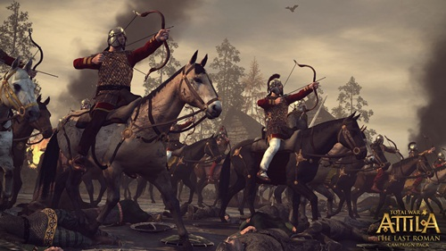 Download Total War: Attila The Last Roman - PC (Completo em Torrent)