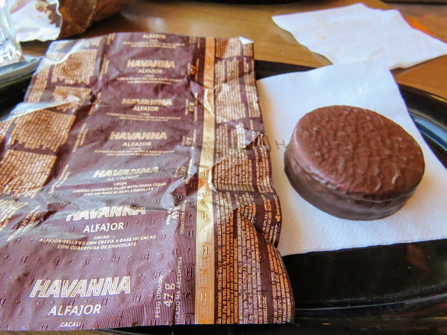 Havanna Alfajor Cacao