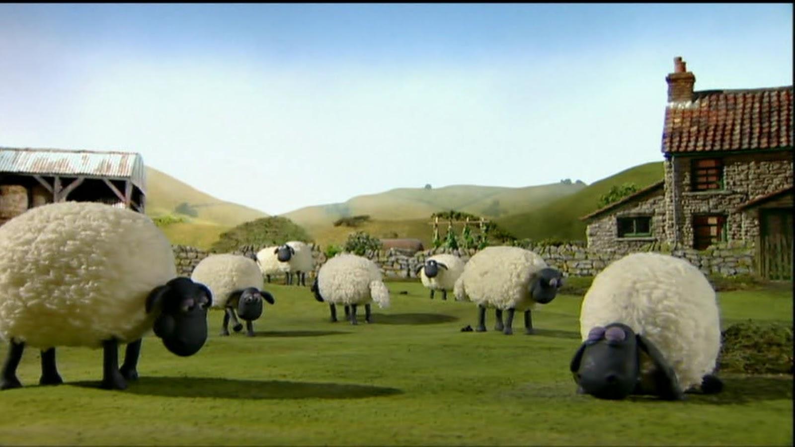 shaun sheep movie
