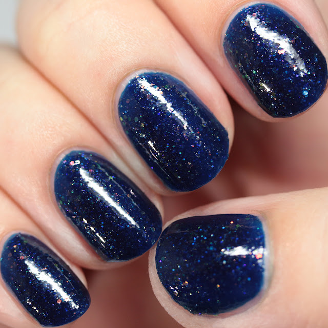 Blue-Eyed Girl Lacquer To Dawn from Dusk