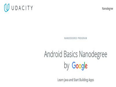android app learning course