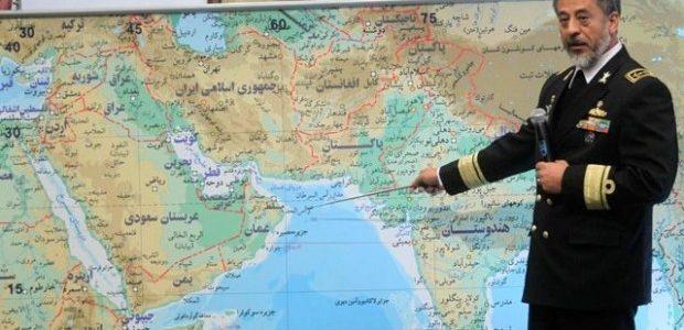 عاجل.. إيران تحتل مضيق هرمز بشكل مفاجيء وتعلن سيطرتها التامة عليه وعلى الخليج العربي بأكمله وأصبحت تهدد دول الخليج بشكل مباشر
