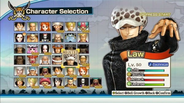 One Piece  Pirate Warriors 3 Game Setup For Windows