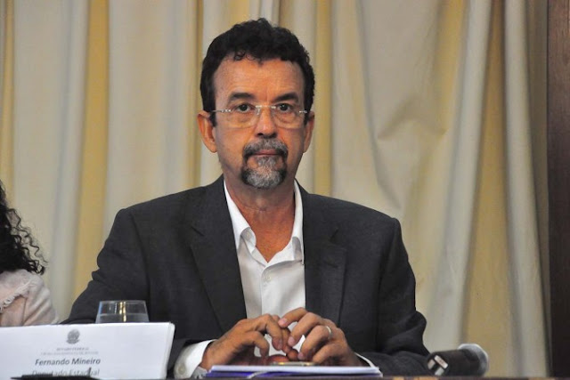 Resultado de imagem para Fernando Mineiro