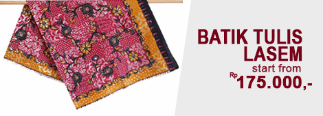 batik Tulis Lasem Harga Batik Pasar Lasem