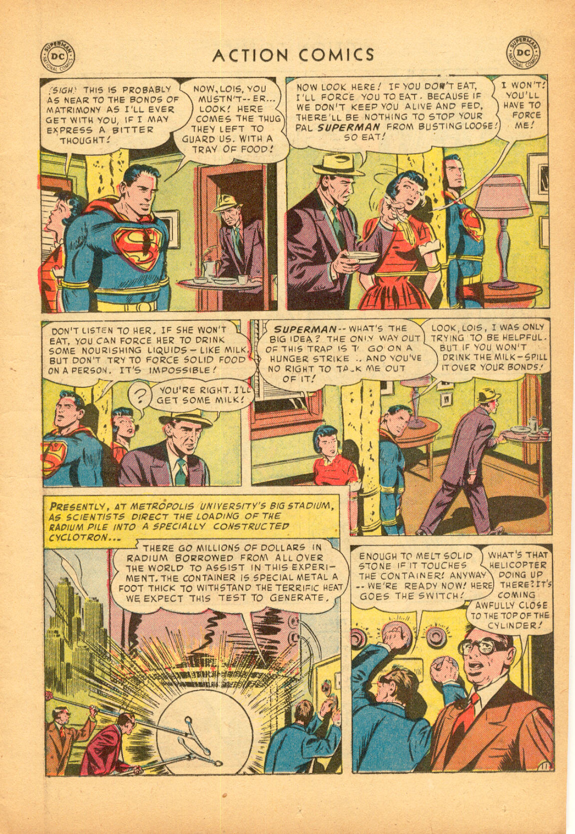 Read online Action Comics (1938) comic -  Issue #174 - 13