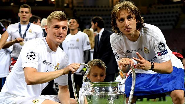 Kroos e Modric: a dupla que mudou a história recente do Real Madrid