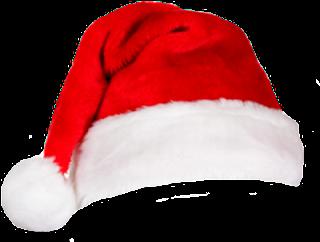 imagenes de gorras de papa noel para navidad