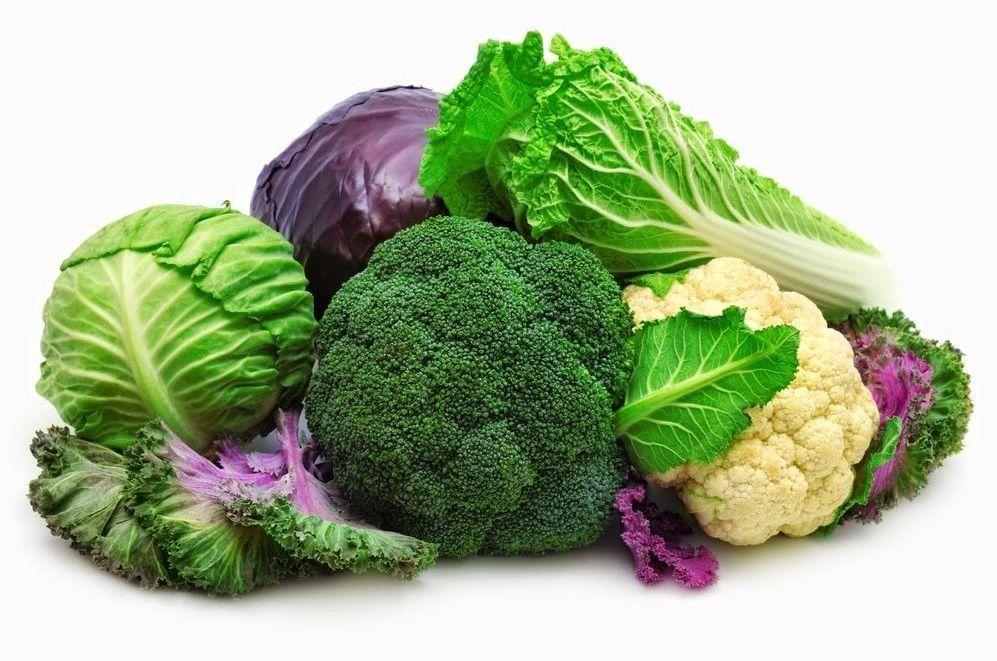 Verduras de Hoja Verde que tienen Silicio