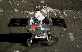 Chinese lunar rover Yutu