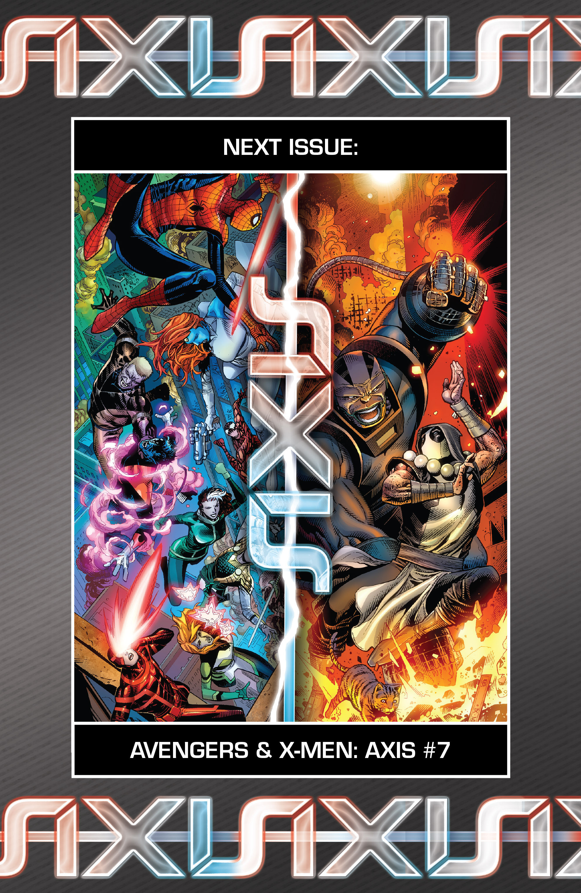 Read online Avengers & X-Men: AXIS comic -  Issue #6 - 26