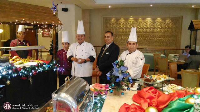 Chef Raja Kamaroszaman Raja Zainal, Rajpal Singh,