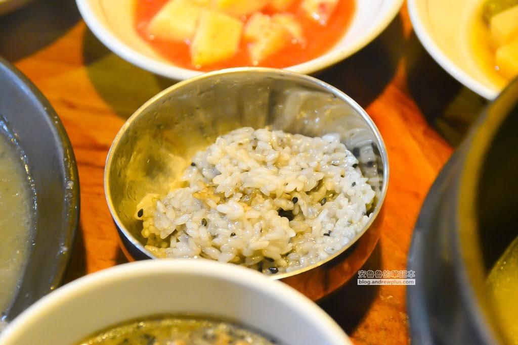大邱蔘雞湯,韓國大邱必吃美食,大邱好吃的餐廳,大樹屋蔘雞湯