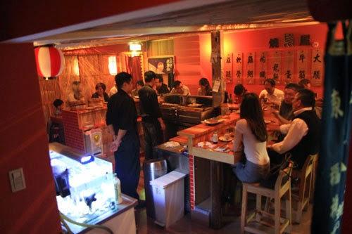 IMAG1312 - 【台中居酒屋攻略】20家居酒屋。居食屋懶人包