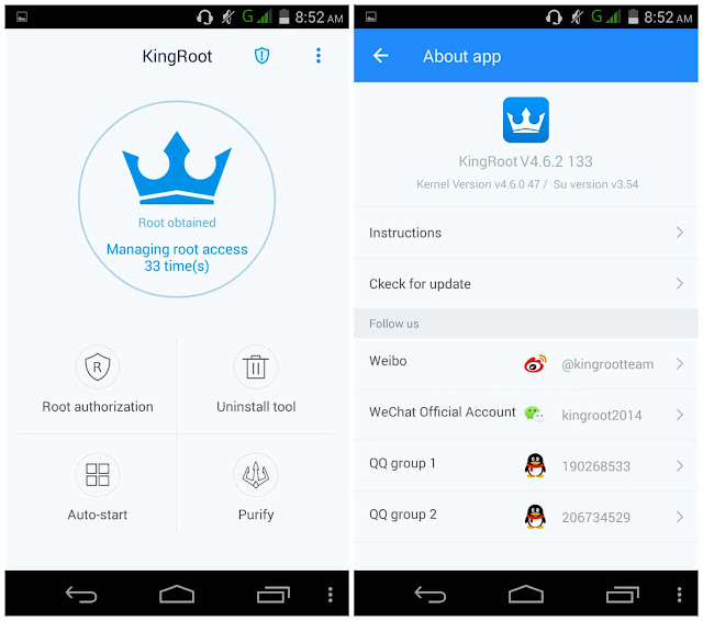 kingroot-apk-download KingRoot (One Click Root) v5.0.5 Cracked APK Is Here ! [LATEST] Apps