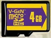 harga micro sd 4
