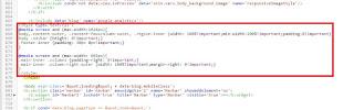 Cara membuat template sederhana bawaan blogger menjadi responsiv