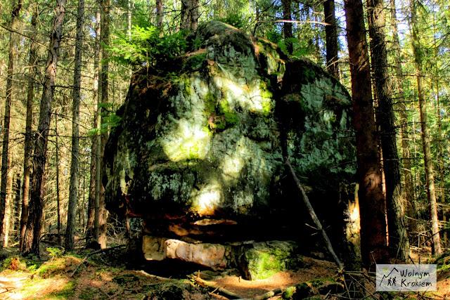 skalne Grzyby Park Narodowy Gór Stołowych