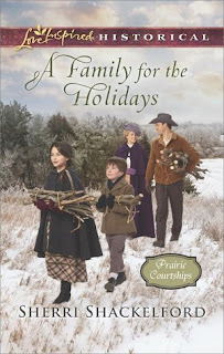 Heidi Reads... A Family for the Holidays by Sherri Shackelford