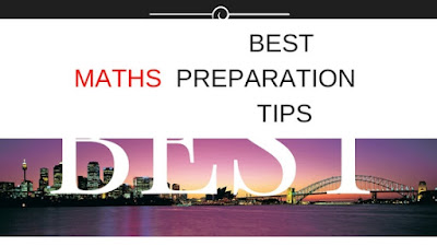 Tips for mathematics preparation