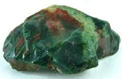 The Wonderful World of Gemstones: The martyr's gem (Bloodstone)