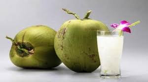 How to treat hives with green coconut water