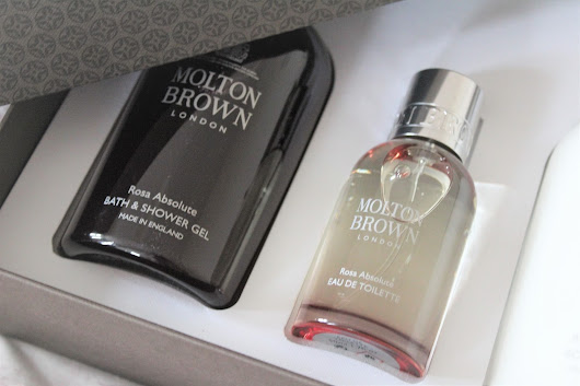 Celebrate Christmas with Molton Brown