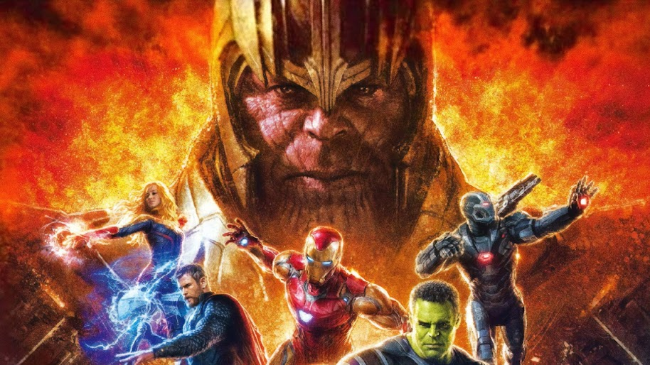 Avengers Endgame Thanos 4k Wallpaper 113