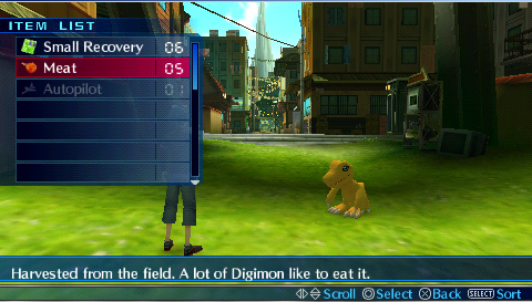 Digimon World Re Digitize [English Patched] - Download Game