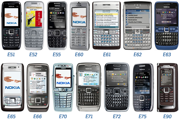 How To Format all Nokia E-Series (E5/E6/E7/E9) ~ Factory Resets