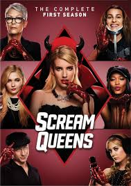 Scream Queens: Season 1 (2016) Poster
