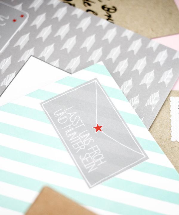 Pimp my Weihnachtsbrief