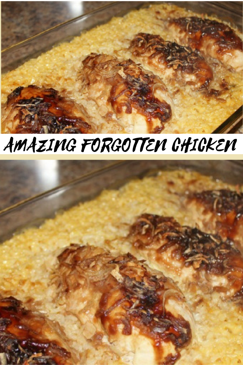 #amazing #forgotten #chicken