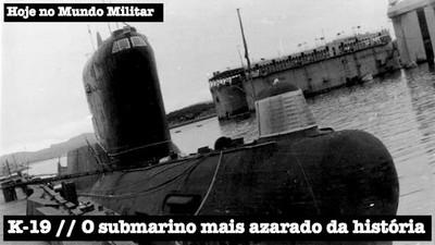 Conheça o submarino mais azarado da história