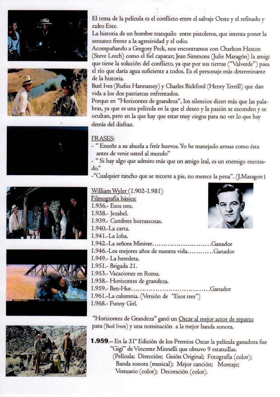 Cineando En Ubrique Película Nº 147vi Horizontes De