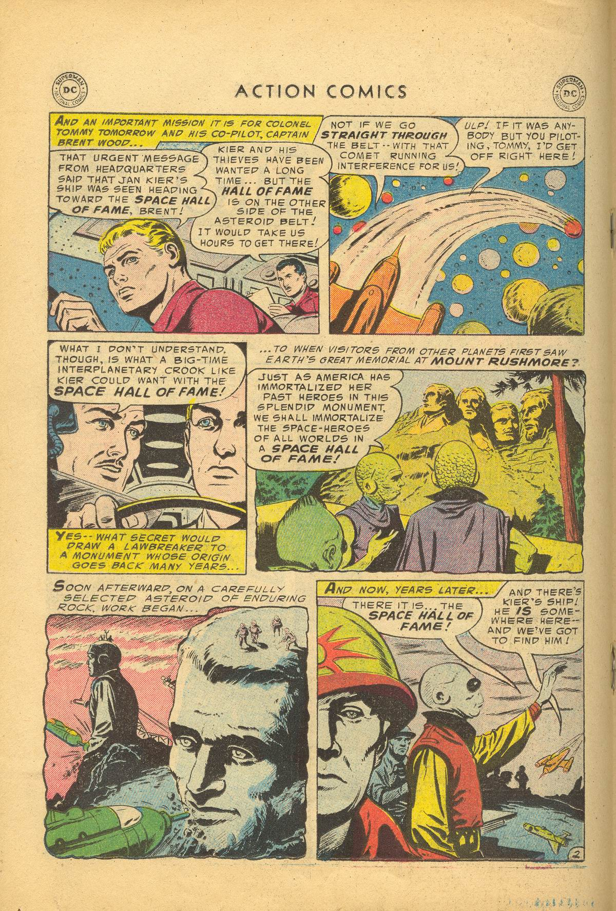 Read online Action Comics (1938) comic -  Issue #209 - 18
