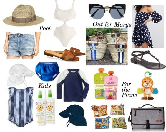 best beach vacation items for mom