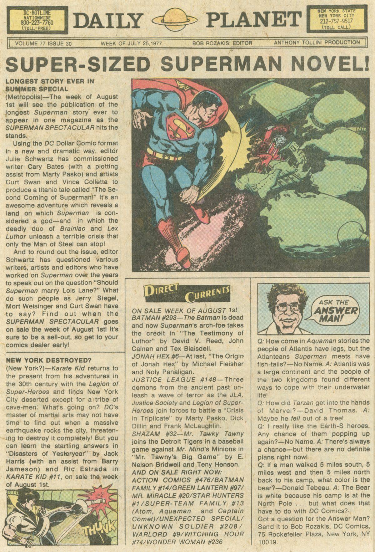 Read online World's Finest Comics comic -  Issue #247 - 60