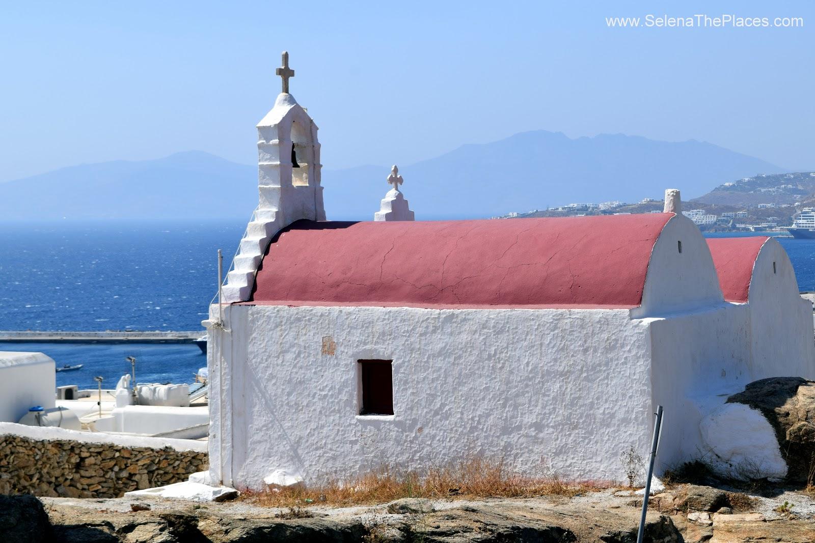 Mykonos, Greece Travel