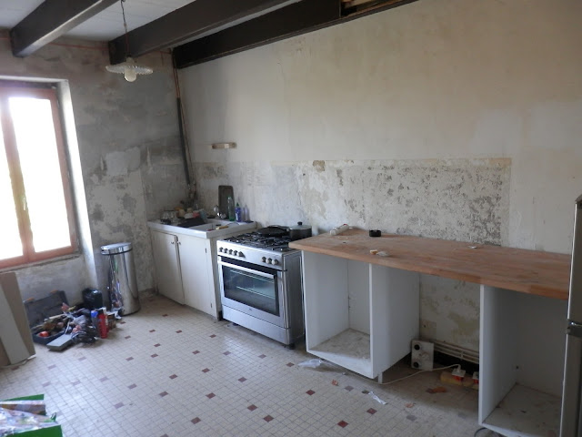 French kitchen renovations