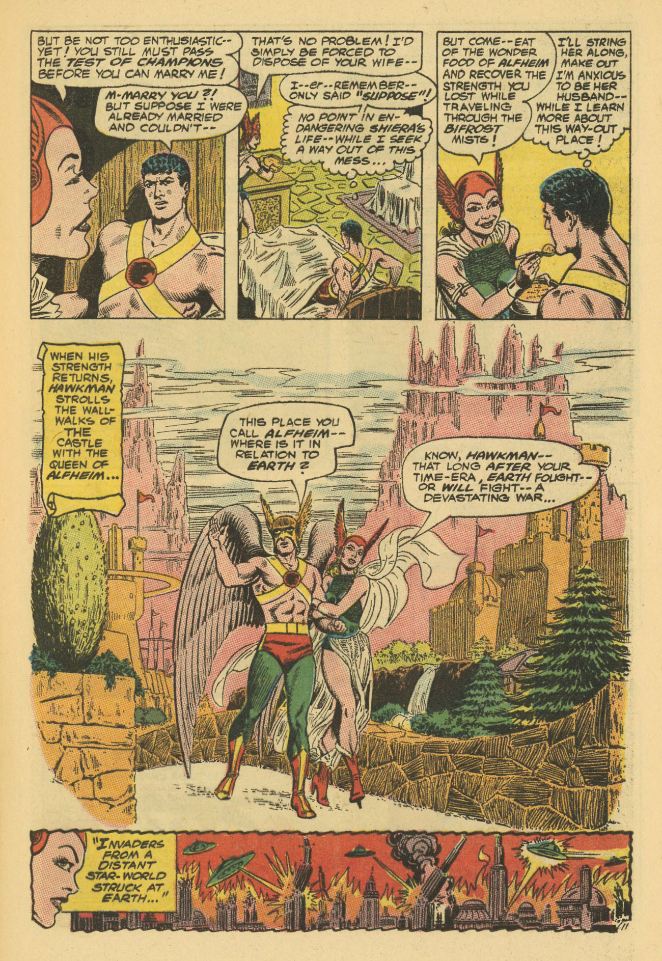 Hawkman (1964) issue 13 - Page 17