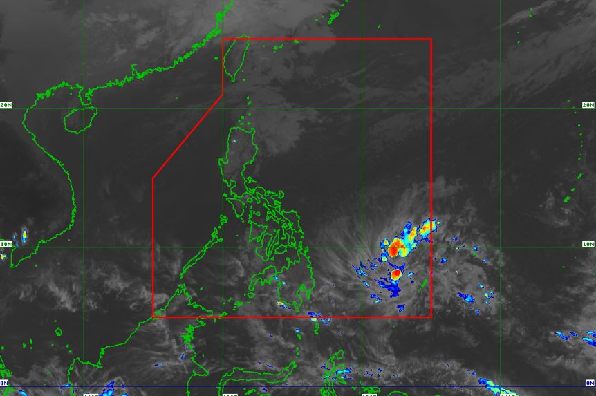 'Bagyong Chedeng' PAGASA weather update March 17, 2019