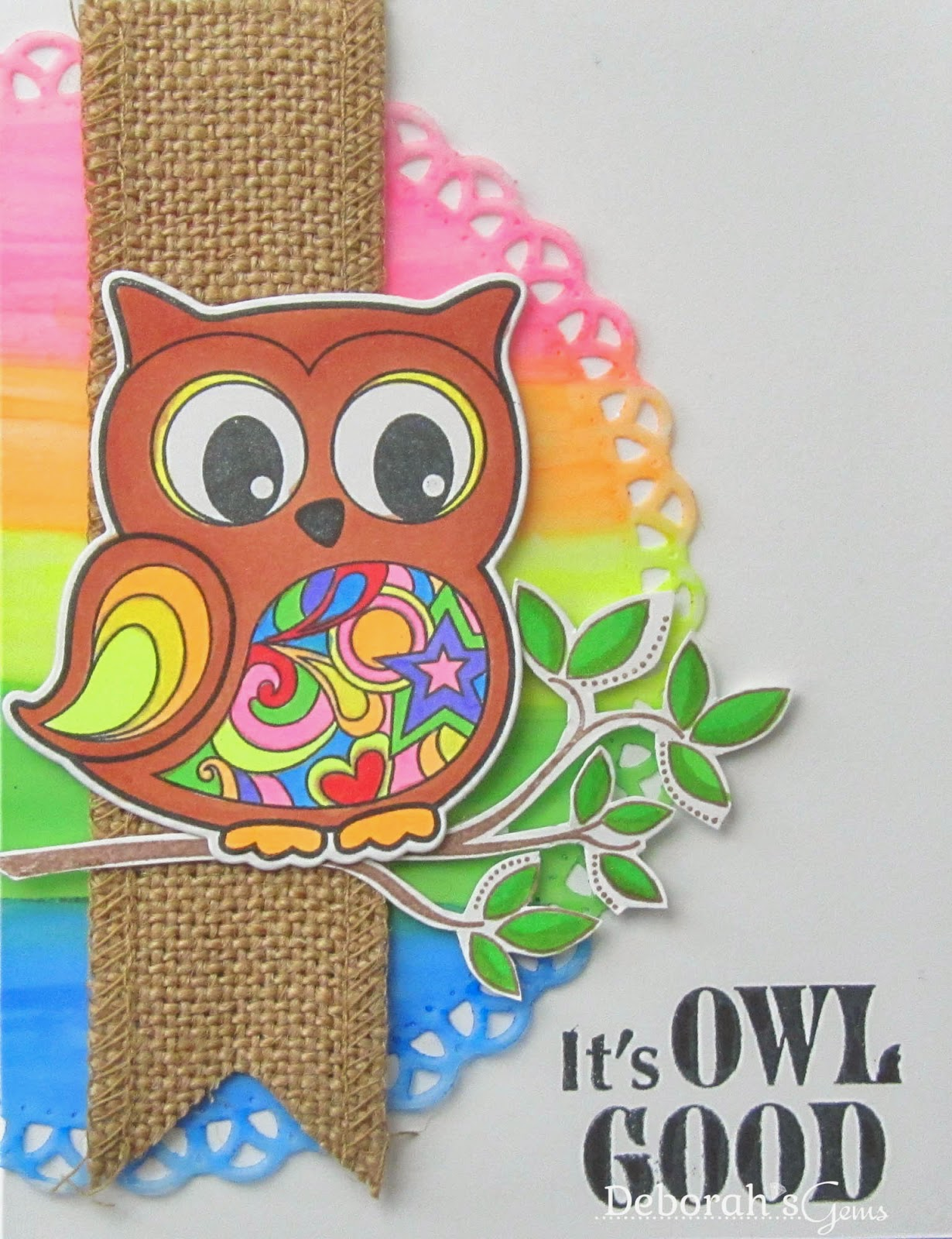 It's Owl Good - photo by Deborah Frings - Deborah's Gems