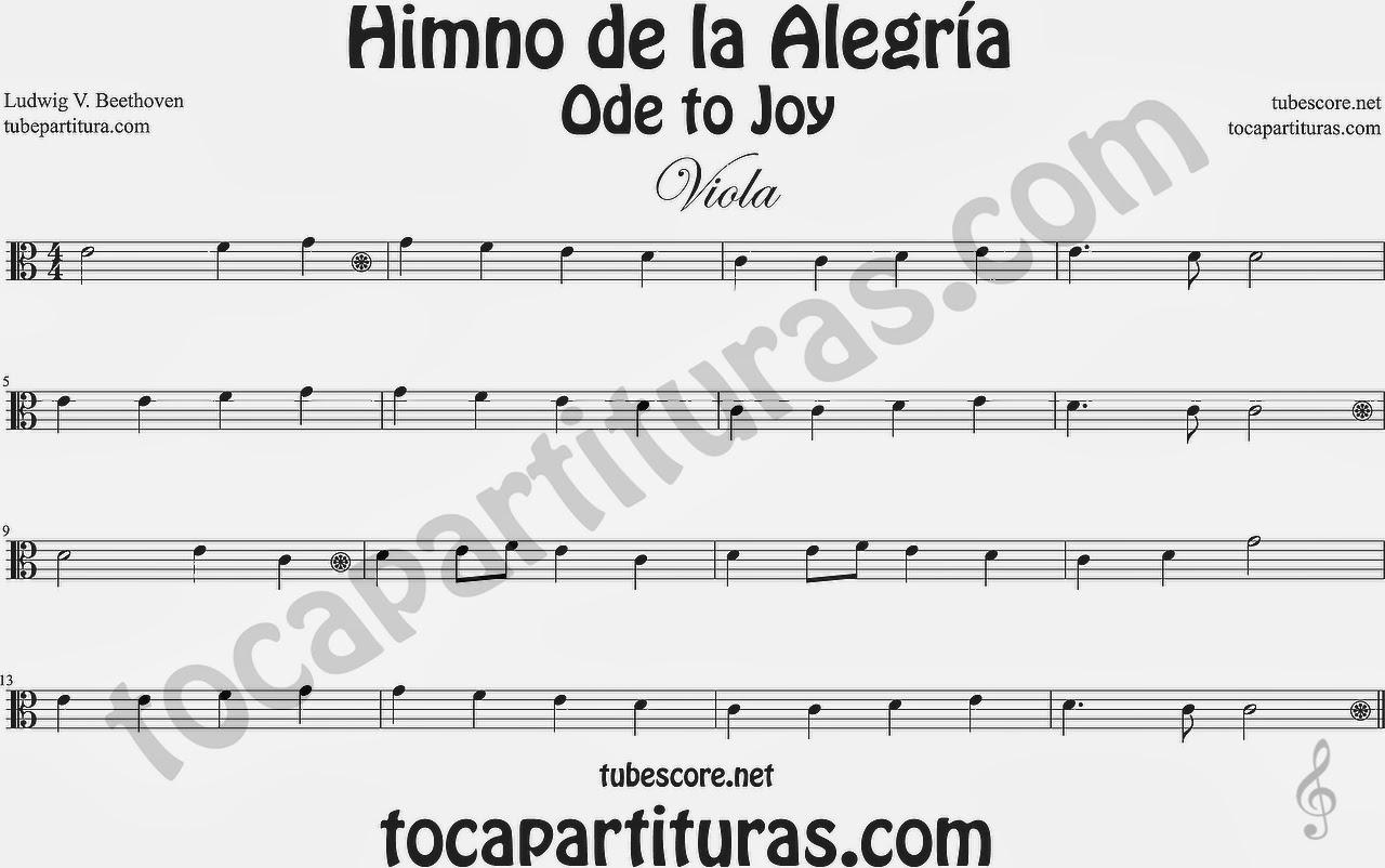 Diegosax El Himno De La Alegria Oda A La Alegria De Beethoven Partitura Facil De La Novena Sinfonia En Do Fa Sol Mayor La Re Mayor Para Todos Los Instrumentos