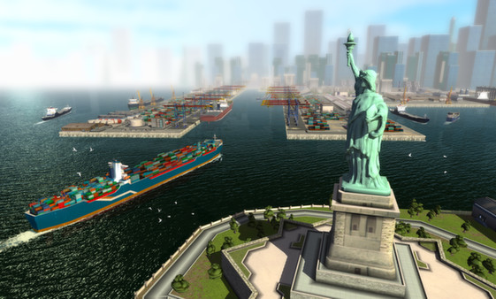 TransOcean The Shipping Company Free Download Screenshot 1